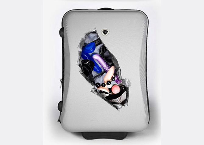 Autocolante anti-plictiseala pentru bagaje - Poza 5