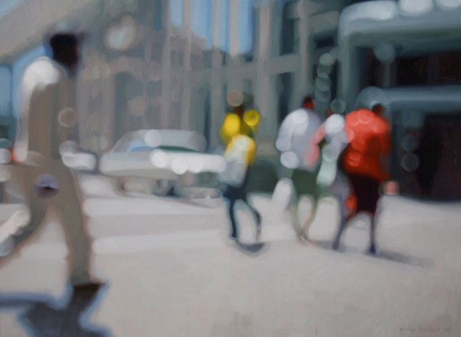 In aer tremurat de vara, de Philip Barlow - Poza 7