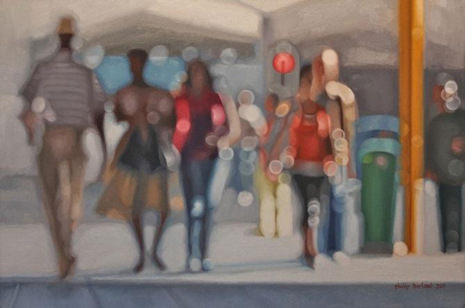 In aer tremurat de vara, de Philip Barlow - Poza 15