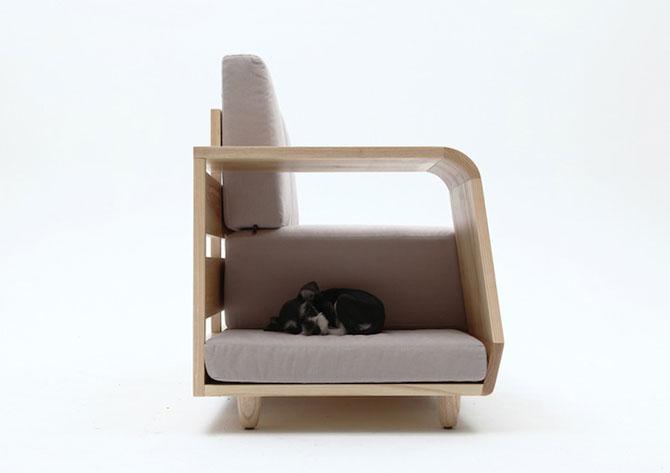 Canapea pentru patrupede, de la Sungji Mun si M.pup - Poza 7