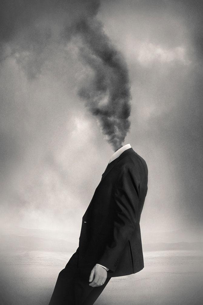 Colaje foto suprarealiste Tommy Ingberg