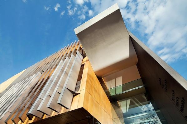Arhitectura bibliotecii din Surry Hills