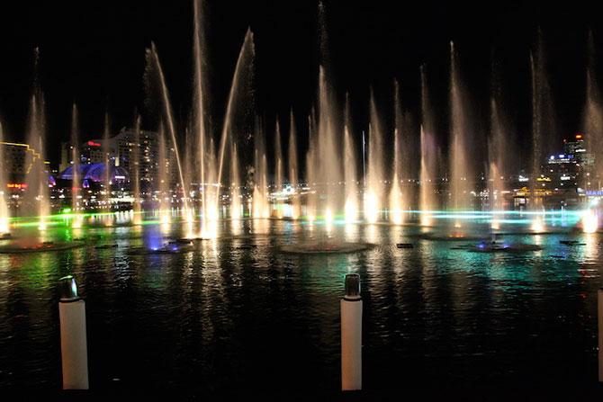 Show de lumina si culoare la Sydney: Vivid Aquatique - Poza 5