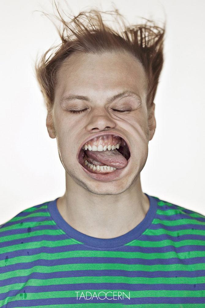 Portrete-vanare-de-vant, de Tadao Cern - Poza 1