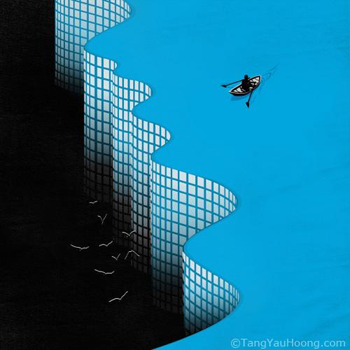 Iluzii si suprarealism de la Tang Yau Hoong - Poza 13