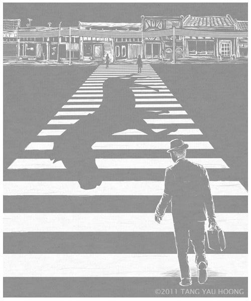 Iluzii si suprarealism de la Tang Yau Hoong - Poza 14