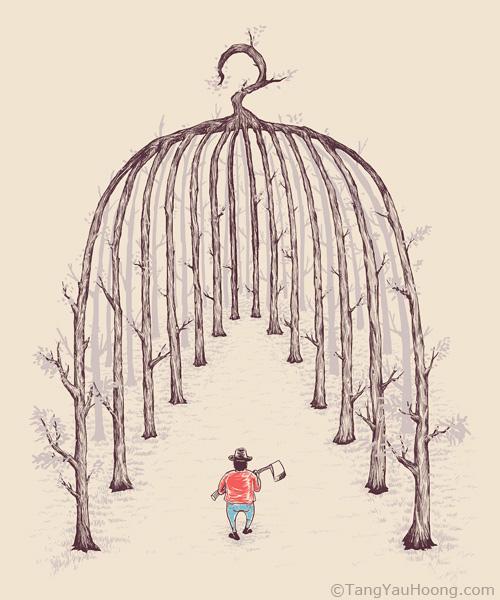 Iluzii si suprarealism de la Tang Yau Hoong - Poza 15