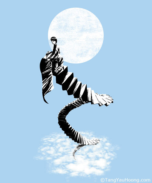 Iluzii si suprarealism de la Tang Yau Hoong - Poza 17