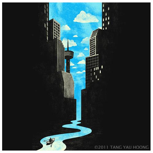 Iluzii si suprarealism de la Tang Yau Hoong - Poza 7