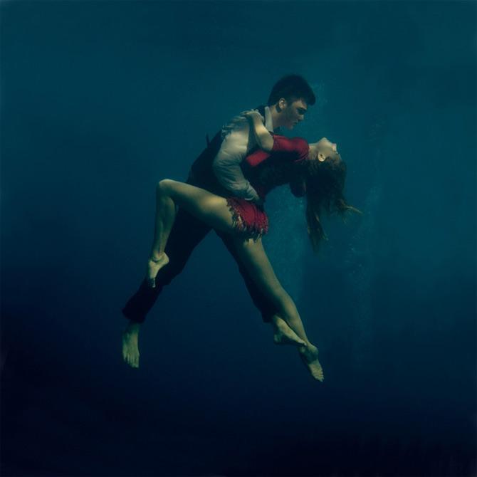 Tango sub ape, fotografiat de Katerina Bordunova - Poza 1