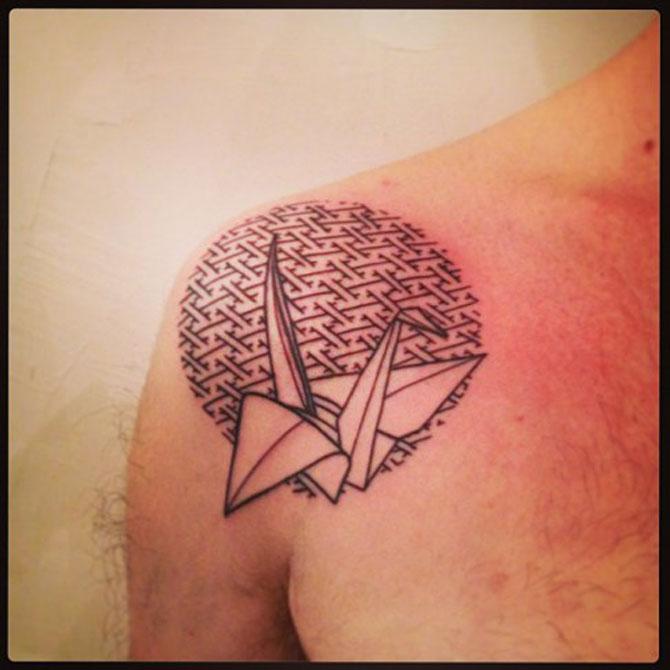 Tatuaje spectaculoase, in stil contemporan - Poza 10
