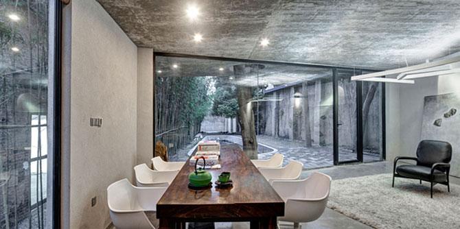 Casa cu ceai si unghiuri ciudate din Shanghai - Poza 6