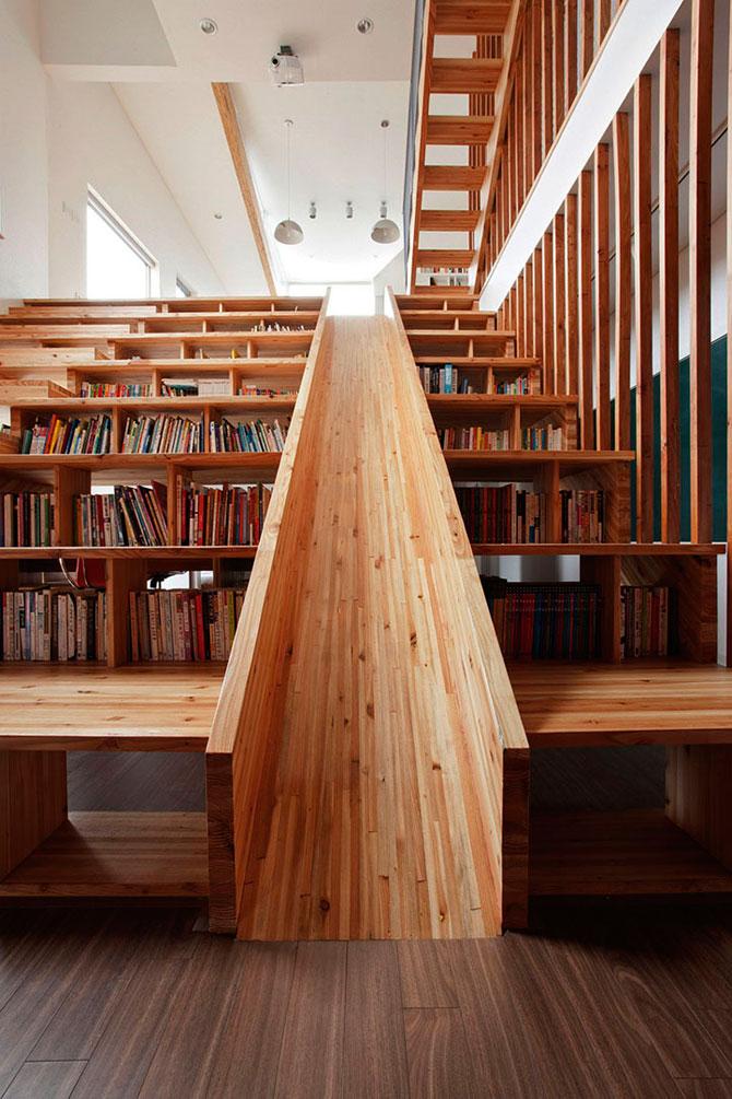Toboganul din biblioteca, de Moon Hoon - Poza 1