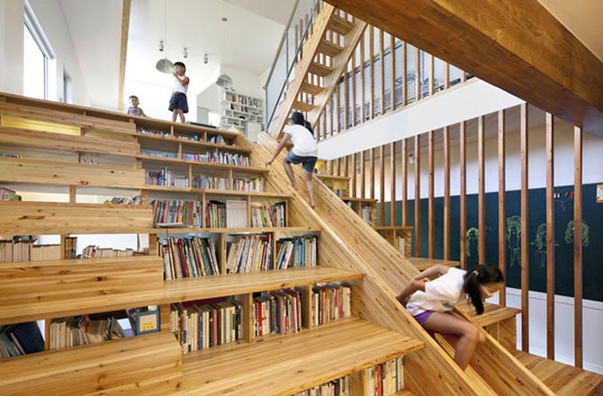 Toboganul din biblioteca, de Moon Hoon - Poza 4