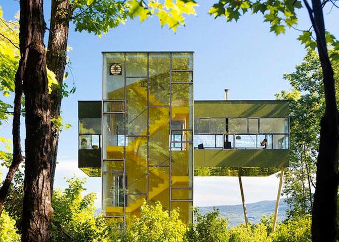 Casa din copaci, de Thomas Gluck - Poza 2