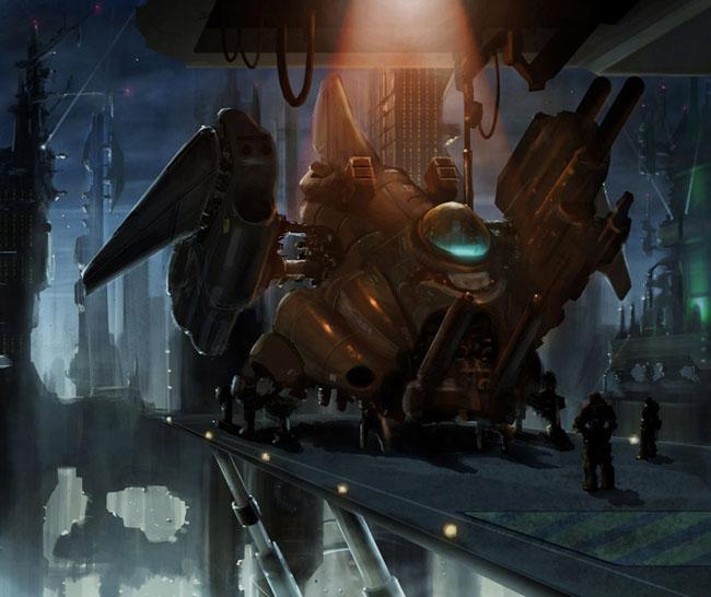 30 de creatii digitale Sci-Fi - Poza 30