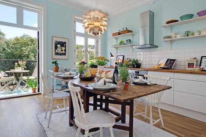 Apartament vintage si modern in Suedia, la pret de Bucuresti - Poza 1