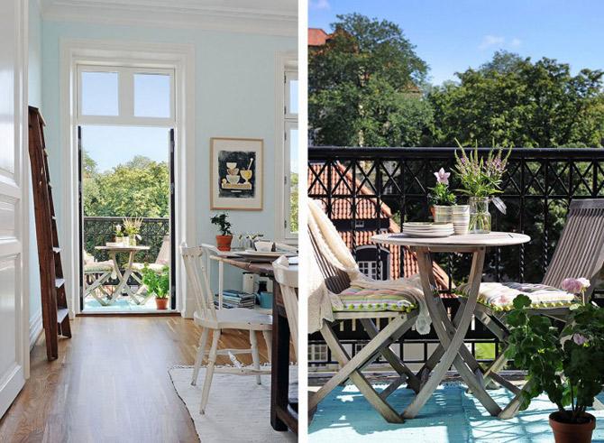 Apartament vintage si modern in Suedia, la pret de Bucuresti - Poza 2