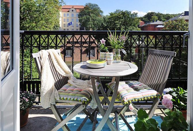 Apartament vintage si modern in Suedia, la pret de Bucuresti - Poza 3