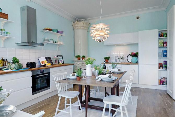 Apartament vintage si modern in Suedia, la pret de Bucuresti - Poza 4