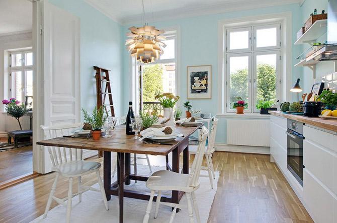 Apartament vintage si modern in Suedia, la pret de Bucuresti - Poza 6