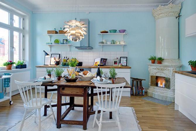 Apartament vintage si modern in Suedia, la pret de Bucuresti - Poza 7