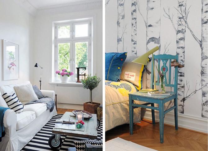 Apartament vintage si modern in Suedia, la pret de Bucuresti - Poza 13