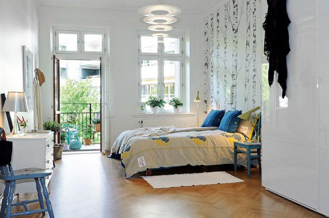 Apartament vintage si modern in Suedia, la pret de Bucuresti - Poza 14