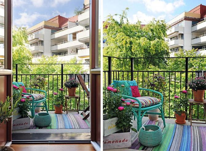 Apartament vintage si modern in Suedia, la pret de Bucuresti - Poza 15