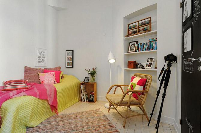 Apartament vintage si modern in Suedia, la pret de Bucuresti - Poza 18