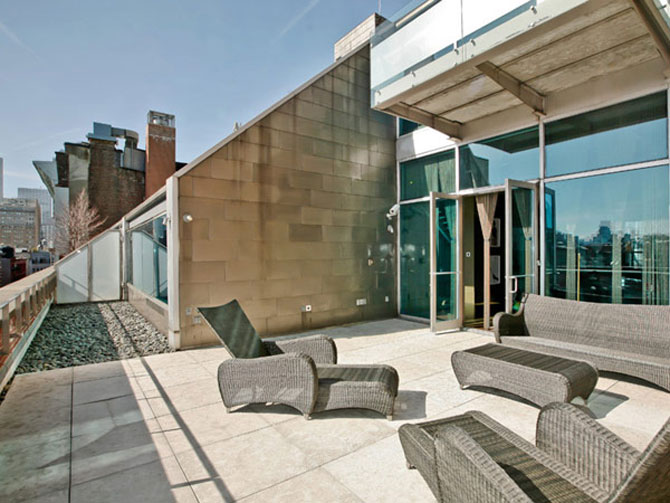Lux a la Lenny Kravitz: triplex in Soho, New York - Poza 18