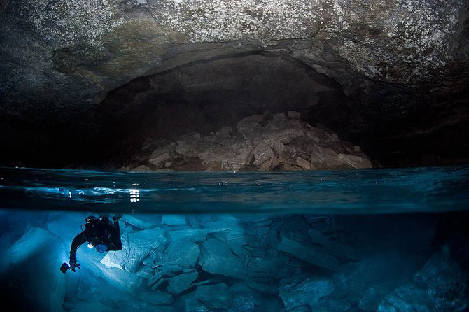 Scufundari in pestera cristalelor cu Viktor Lyagushkin - Poza 29