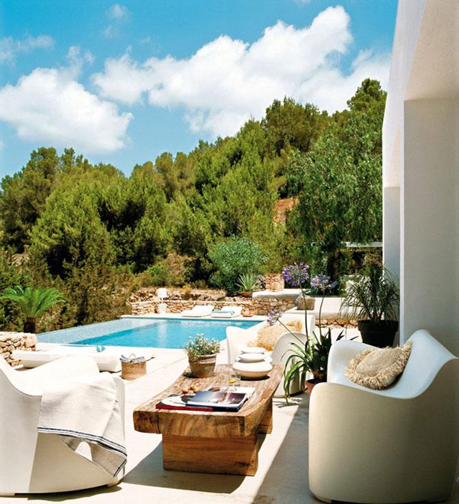 Palatul imaculat de pe coasta spaniola: Blanco de Ibiza - Poza 7