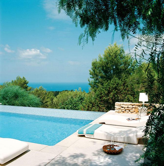 Palatul imaculat de pe coasta spaniola: Blanco de Ibiza - Poza 8