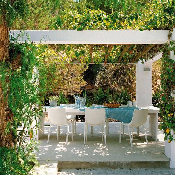 Palatul imaculat de pe coasta spaniola: Blanco de Ibiza - Poza 9