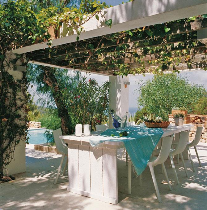 Palatul imaculat de pe coasta spaniola: Blanco de Ibiza - Poza 10