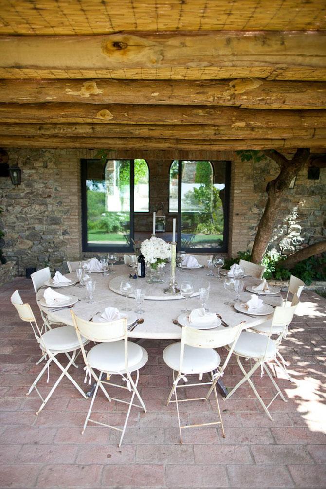 Vila toscana intinerita de arhitecti - Poza 7