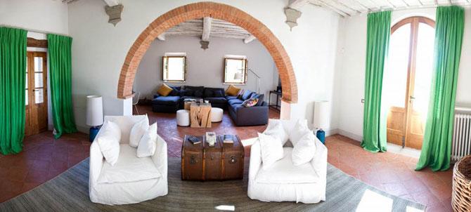 Vila toscana intinerita de arhitecti - Poza 8