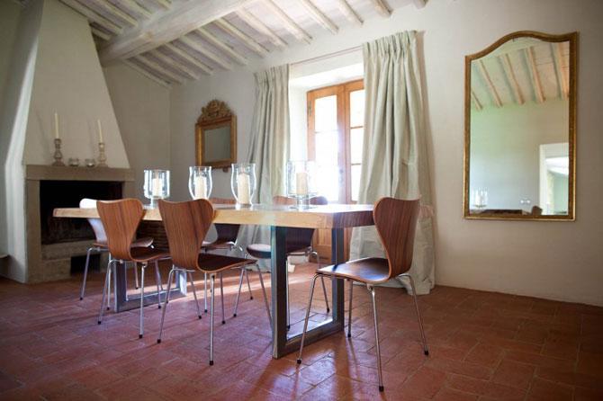 Vila toscana intinerita de arhitecti - Poza 9