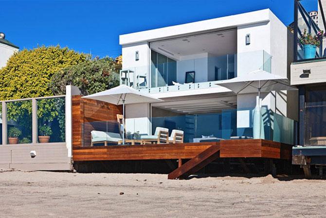 Vila de pe malul Oceanului Pacific - Poza 1