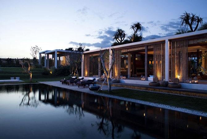 Vis de iarna la vila Tantangan, Bali - Poza 1