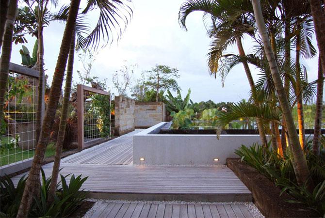 Vis de iarna la vila Tantangan, Bali - Poza 10