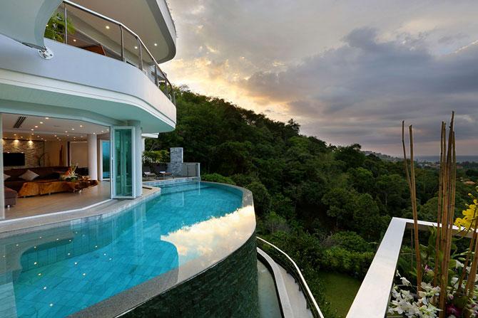 Paradisul de la Villa Beyond, Phuket, Thailanda - Poza 1