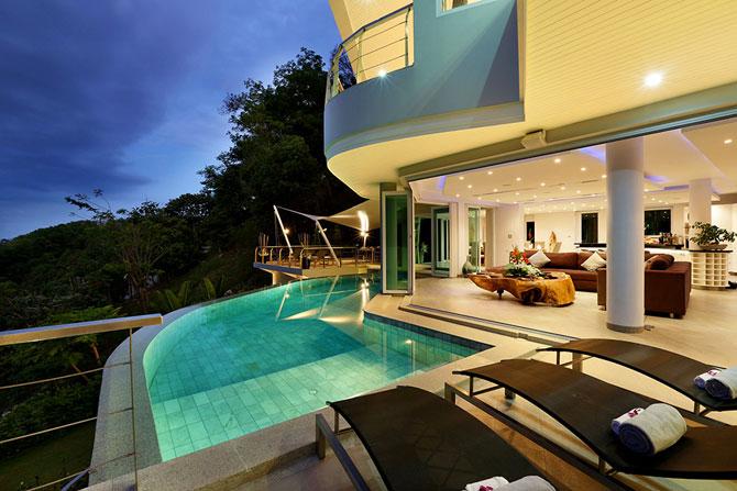 Paradisul de la Villa Beyond, Phuket, Thailanda - Poza 2