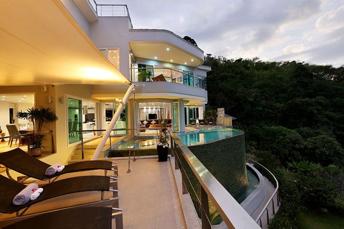 Paradisul de la Villa Beyond, Phuket, Thailanda - Poza 3