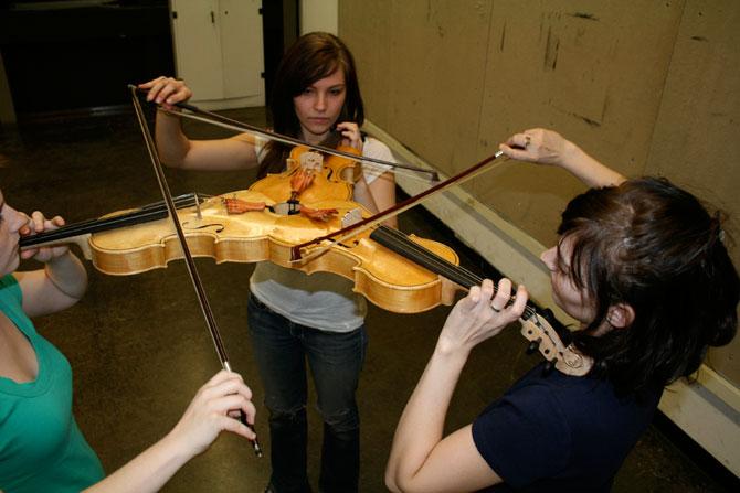 Triolin, o vioara tripla de Alex Sobolev - Poza 3