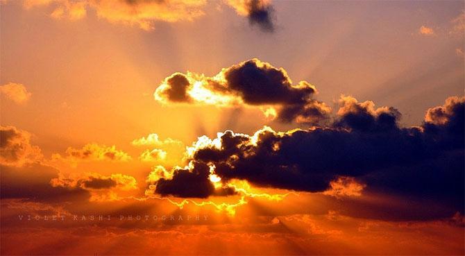 33 de poze extraordinare cu nori - Poza 30
