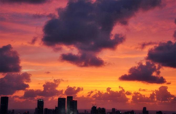 33 de poze extraordinare cu nori - Poza 31