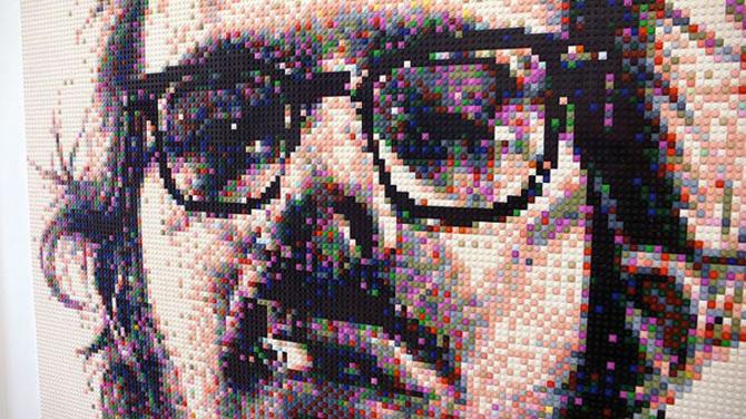 Un pixel e un pixel e un pixel - Poza 6