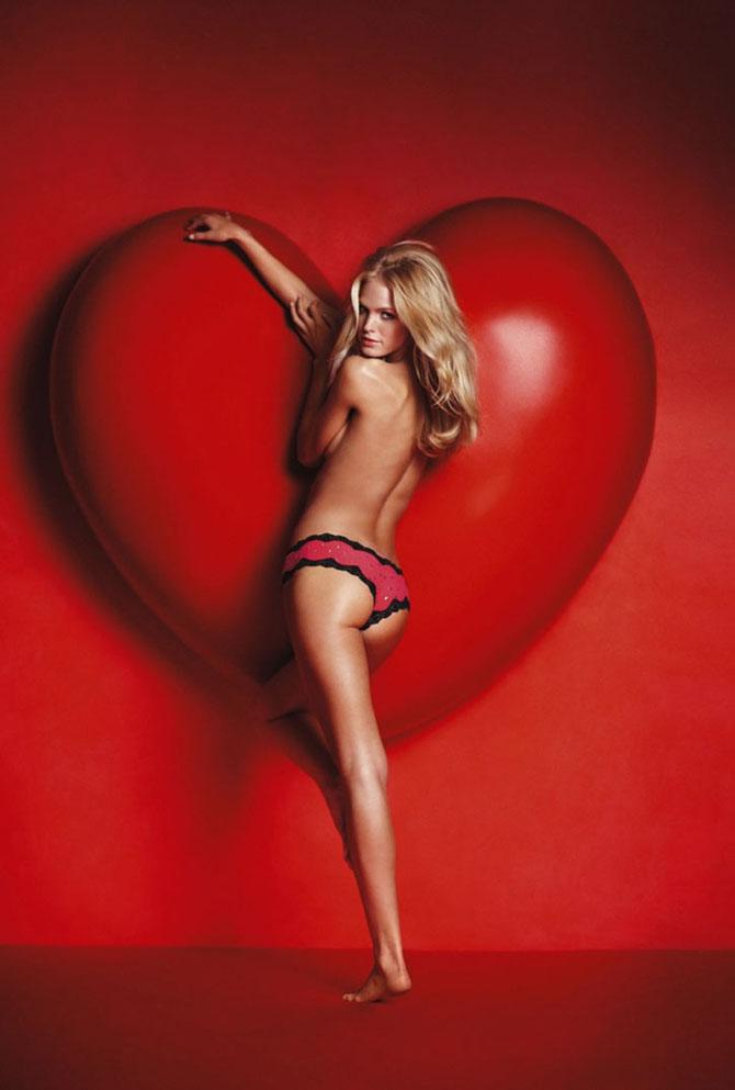 Modelele Victoria's Secret au pozat pentru Valentines Day - Poza 18